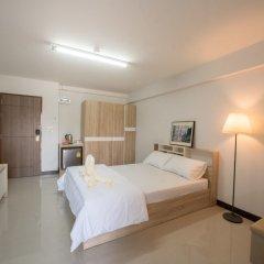 U Sabai Hotel Бангкок комната для гостей фото 4