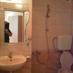 Отель Krasi Hotel Болгария, Равда - отзывы, цены и фото номеров - забронировать отель Krasi Hotel онлайн ванная