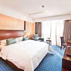 Отель Shanghai hongqiao airport argyle hotel Китай, Шанхай - отзывы, цены и фото номеров - забронировать отель Shanghai hongqiao airport argyle hotel онлайн комната для гостей