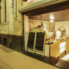 Capsule Hostel Mexico City Мехико гостиничный бар