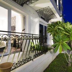 Отель Champa Island Nha Trang Resort Hotel & Spa Вьетнам, Нячанг - 1 отзыв об отеле, цены и фото номеров - забронировать отель Champa Island Nha Trang Resort Hotel & Spa онлайн балкон