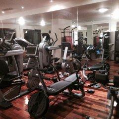 Отель Danai Beach Resort & Villas Ситония фитнесс-зал фото 2