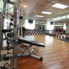 Copantl Hotel & Convention Center фитнесс-зал фото 2