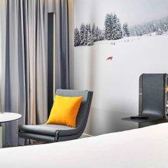 Отель Novotel Paris Coeur d'Orly Airport удобства в номере
