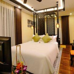 Отель KOI Resort and Spa Hoi An сейф в номере