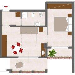 Отель Residence Dell'Angelo Оспедалетти балкон