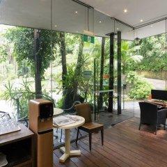 Отель Siloso Beach Resort, Sentosa интерьер отеля