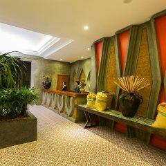 Отель Golden Temple Villa интерьер отеля