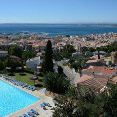 Отель Grecs Испания, Курорт Росес - отзывы, цены и фото номеров - забронировать отель Grecs онлайн пляж фото 2