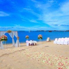 Отель Anantara Lawana Koh Samui Resort Самуи помещение для мероприятий