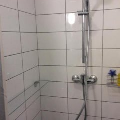Отель Bhb Hotel Литва, Мариямполе - отзывы, цены и фото номеров - забронировать отель Bhb Hotel онлайн ванная фото 3