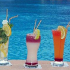 Отель Vincci Djerba Resort Тунис, Мидун - отзывы, цены и фото номеров - забронировать отель Vincci Djerba Resort онлайн бассейн фото 3