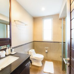 Отель Oriental Beach Pearl Resort ванная