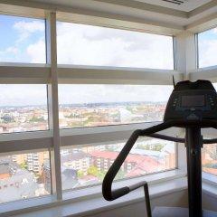 Отель Scandic Triangeln Швеция, Мальме - 1 отзыв об отеле, цены и фото номеров - забронировать отель Scandic Triangeln онлайн фитнесс-зал