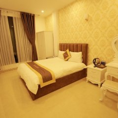 Viet Pho Da Lat Hotel Далат комната для гостей фото 4