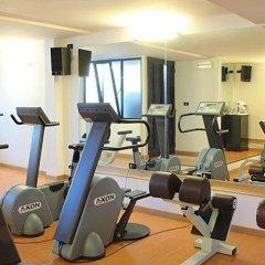 Отель Sunset фитнесс-зал фото 3