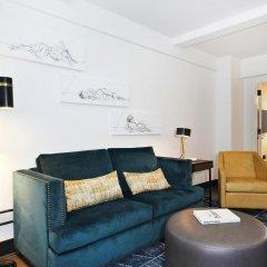 The Renwick Hotel New York City, Curio Collection by Hilton 4* Люкс с различными типами кроватей фото 10