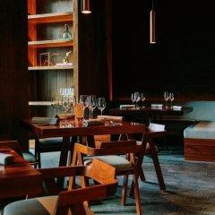 Отель Embassy Suites Mexico City Reforma Мехико ресторан