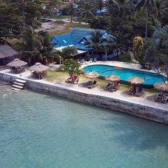 Отель Saladan Beach Resort Таиланд, Ланта - отзывы, цены и фото номеров - забронировать отель Saladan Beach Resort онлайн приотельная территория фото 2