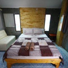 Отель Poopreaw Resort сауна