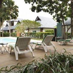 Отель Parida Resort пляж Банг-Тао бассейн фото 3