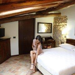Отель Locanda Osteria Marascia Италия, Калольциокорте - отзывы, цены и фото номеров - забронировать отель Locanda Osteria Marascia онлайн удобства в номере