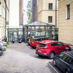 Hestia Hotel Jugend парковка