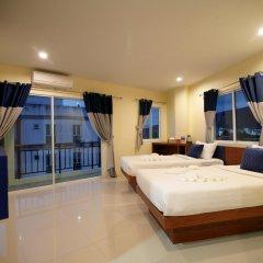 Calypso Patong Hotel 3* Номер Делюкс с различными типами кроватей