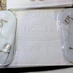 Best Nobel Hotel 2 ванная фото 2