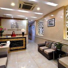 Hanoi Eternity Hotel интерьер отеля