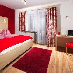 Апартаменты Apartment Auwirt Халлайн комната для гостей фото 2
