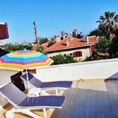 Sempati Motel Турция, Сиде - отзывы, цены и фото номеров - забронировать отель Sempati Motel онлайн терраса/патио