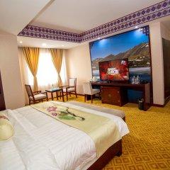 Отель Kamalashi Palace Непал, Катманду - отзывы, цены и фото номеров - забронировать отель Kamalashi Palace онлайн комната для гостей фото 4