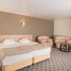 Гостиница AMAKS Центральная Стандартный номер с двуспальной кроватью фото 14