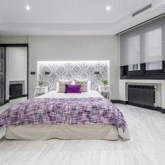 Отель Apartamento Luxury Palacio Real комната для гостей