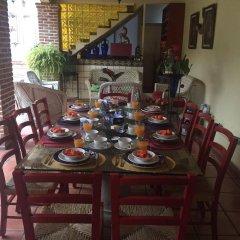 Отель Maria Del Alma Guest House Мексика, Мехико - отзывы, цены и фото номеров - забронировать отель Maria Del Alma Guest House онлайн питание фото 2
