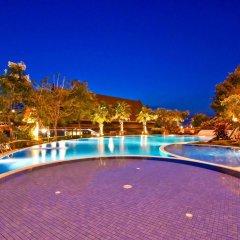Champasak Grand Hotel бассейн фото 3