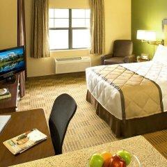 Отель Extended Stay America - Los Angeles - Woodland Hills США, Лос-Анджелес - отзывы, цены и фото номеров - забронировать отель Extended Stay America - Los Angeles - Woodland Hills онлайн комната для гостей фото 4
