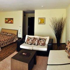 Отель Perun Lodge Банско комната для гостей фото 4