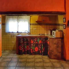 Отель Finca La Viriñuela Фуэнтес-де-Леон в номере