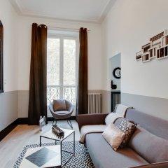 Апартаменты Sweet inn Apartments Saint Germain комната для гостей фото 4