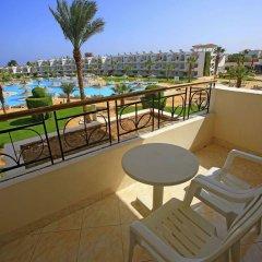 Отель Club Azur Resort Египет, Хургада - 2 отзыва об отеле, цены и фото номеров - забронировать отель Club Azur Resort онлайн балкон
