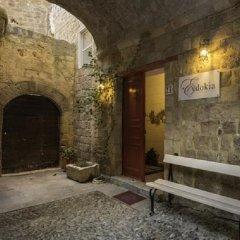 Отель Evdokia Hotel Греция, Родос - отзывы, цены и фото номеров - забронировать отель Evdokia Hotel онлайн спа
