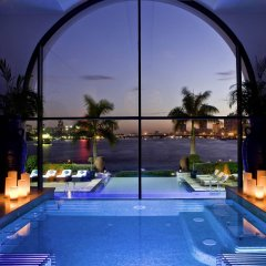 Отель Sofitel Cairo Nile El Gezirah бассейн