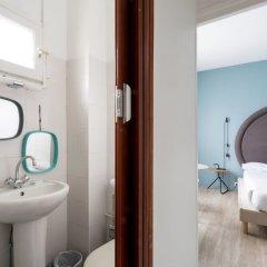 Отель Hôtel Eiffel XV Франция, Париж - отзывы, цены и фото номеров - забронировать отель Hôtel Eiffel XV онлайн ванная фото 7