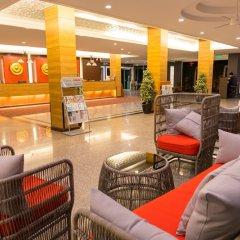 Golden Sea Pattaya Hotel интерьер отеля фото 7