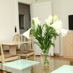 Отель Valmuevej Apartment Дания, Копенгаген - отзывы, цены и фото номеров - забронировать отель Valmuevej Apartment онлайн комната для гостей фото 3
