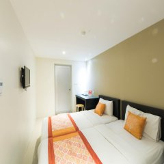 Отель OYO 152 Swiss Cottage Hotel Малайзия, Куала-Лумпур - отзывы, цены и фото номеров - забронировать отель OYO 152 Swiss Cottage Hotel онлайн комната для гостей фото 2