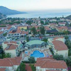 Belcehan Deluxe Hotel Турция, Олудениз - отзывы, цены и фото номеров - забронировать отель Belcehan Deluxe Hotel онлайн спортивное сооружение