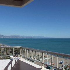Отель Apartamentos Bajondillo балкон